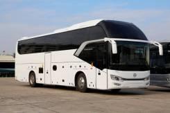 Golden Dragon. Туристический Автобус (комплектация Триумф), 53 места, В кредит, лизинг