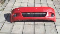 96562593 Бампер передний для Daewoo Matiz (M100/M150) 1998-2015