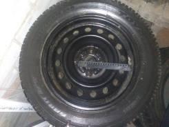 Всесезонные шины Toyo,r15на штамповке/100. Состояние практически новое.