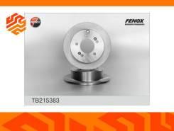 Диск тормозной Fenox TB215383 задний