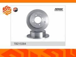 Диск тормозной Fenox TB215384 задний