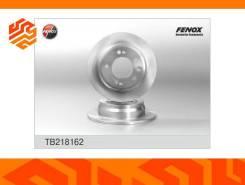 Диск тормозной Fenox TB218162 задний