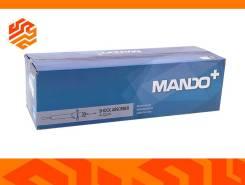 Стойка газомасляная Mando EX546512T010 левая передняя (Корея)
