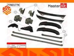 Комплект цепи ГРМ Masterkit 77B0177K