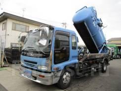 Isuzu Forward. илосос 8 тонн во Владивостоке, 8 200куб. см. Под заказ