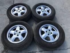 215/65 R15 Bridgestone Luft RV литые диски 4х100 (K24-1540)