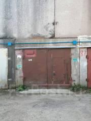 Гаражи капитальные. улица Борисенко 104, р-н Тихая, 18,7кв.м., электричество. Вид изнутри