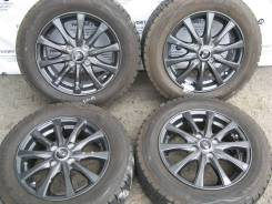 Комплект литых дисков EX на шинах 175/65R14 Dunlop