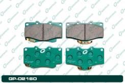 Колодки передние G-brake GP-02160