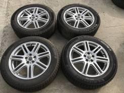 215/55 R17 Michelin X-Ice 3+ литые диски 5х100 (K24-1704)