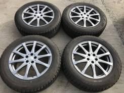 215/60 R17 Bridgestone Revo GZ литые диски 5х100 (K24-1705)