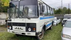 ПАЗ 3206. Автобус Паз 3206, 22 места