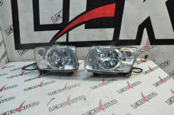 Фары (парой) N. Stagea 250tRs FourV [Leks-Auto 384]