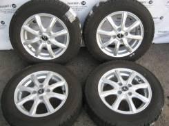 Комплект литых дисков Inverno на шинах 175/70R14 Falken