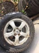 Продам колеса 215/65R16 на дисках от Lifan X60