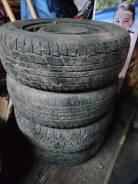Комплект колёс липы R13 4*100
