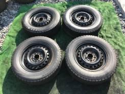 Жирный комплект зимних колес Bridgestone Blizzak VRX 195/70/15 13 год