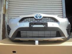 Бампер передний Toyota AQUA Crossover NHP10H 1Nzfxe. 2018 г. в.