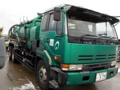 Nissan Diesel. NIssan Diesel UD Илосос во Владивостоке. Под заказ