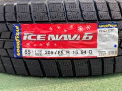 Goodyear Ice Navi 6 made in Japan, 205/65R15 94Q