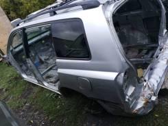 Крыло заднее левое Toyota Highlander 2000-2007