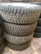 Зимние шипованные колеса на литьё R15 mark2