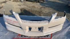 Бампер передний Toyota Mark X GRX120 рестайл /RealRazborNHD/