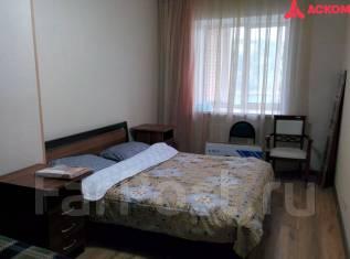 1-комнатная, улица Калинина 11а. Чуркин, агентство, 39,0кв.м. Комната
