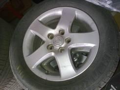 Продам летние колеса 215/60-16 Hankook на дисках Toyota