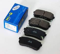 Колодки тормозные задние (диск) Sangsin SP1192 SP1192