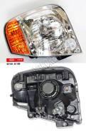 Фара левая (051101-090417) Hyundai Kia 921014E100