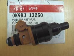 Форсунка топливная Hyundai Kia 0K9BJ13250
