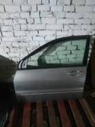 Дверь передняя левая Mitsubishi Lancer Cedia CS2A, 4G15 в Томске