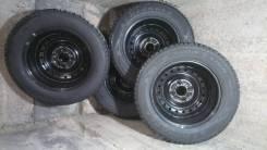Комплект колес с зимними шинами 155/70/13