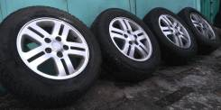Зимние колеса R15 5x114,3 резина 195/65