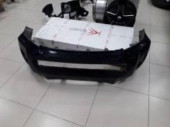 Бампер передний Toyota Land Cruiser(J200) 12-15 год черный