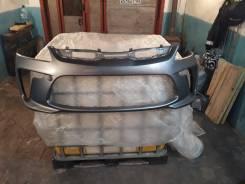 Продам бампер передний Kia Rio