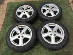 Колеса R16 6.5/7.5JJ ET50/55 с резиной 225/50 205/55 Tourer V JZX100