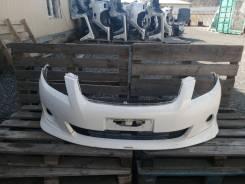 Бампер передний рестайл Toyota Corolla Fielder/Axio.