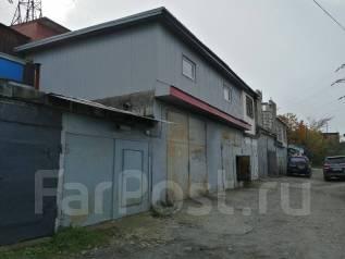 Боксы гаражные. улица Героев Варяга 12, р-н БАМ, 52,0кв.м., электричество. Вид снаружи