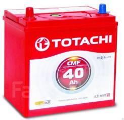 Totachi. 40А.ч., Прямая (правое), производство Корея. Под заказ