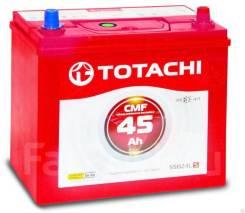 Totachi. 45А.ч., Обратная (левое), производство Корея. Под заказ