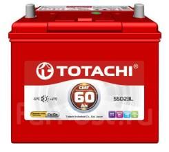 Totachi. 60А.ч., Прямая (правое), производство Корея. Под заказ