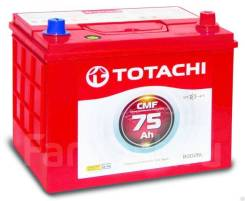 Totachi. 75А.ч., Обратная (левое), производство Корея. Под заказ