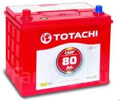 Totachi. 80А.ч., Прямая (правое), производство Корея. Под заказ