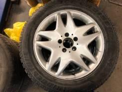 Диски Mercedes + Bridgestone 235/55/17