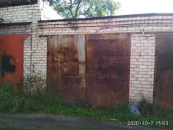 Боксы гаражные. улица Пушкина 112, р-н Пушкинского моста, 21,7кв.м.