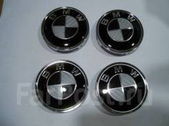 Колпачки диска ЦО (заглушка диска) центрального отверстия BMW 68мм карбон