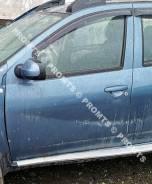 Дверь передняя левая Renault Duster (HSA, HSM)