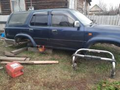 Toyota Hilux Surf. OTCUTCTBUET, NET DBITATEL
